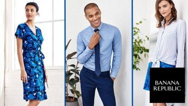 An example of the products offered by Banana Republic