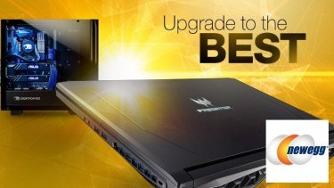 An example of the products offered by Newegg
