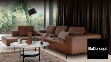 An example of the products offered by BoConcept